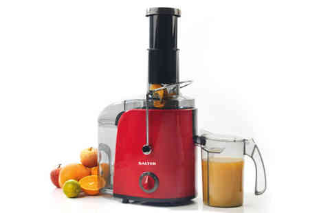 Ultimate Products - Salter 800W Whole Fruit Juicer - Save 47%