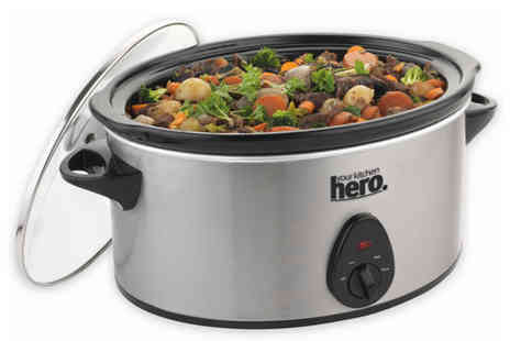 Ultimate Products - Choice of Slow Cooker - Save 50%