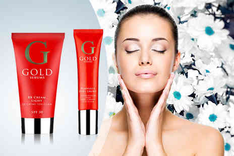 Skin Chemists - BB Cream or Flawless Eye Cream  - Save 70%