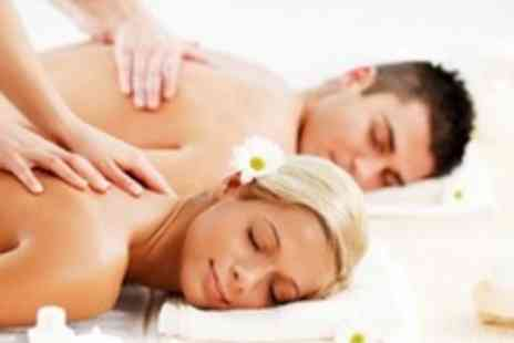 The Treatment Room - One Hour Hot Stone Massage With Bubbly or Chocolates For Two - Save 65%