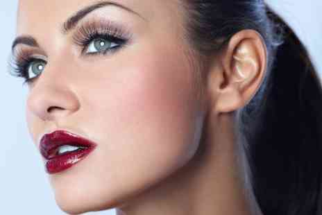 Just Beauty - Individual Eyelash Extensions Plus Brow Shape and Tint  - Save 71%