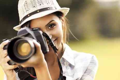 PhotoBarn - Photography Workshop With Lunch - Save 85%