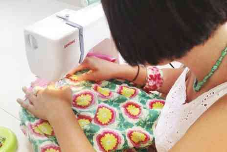 Sew In Brighton - Sewing and Dressmaking Workshop - Save 55%