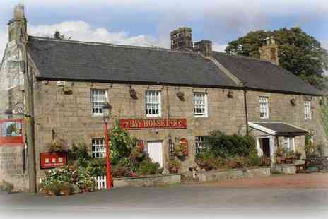 Bay Horse Inn - One Night Stay For Two With Breakfast  - Save 46%