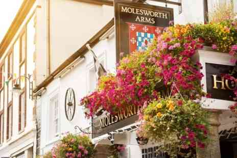 Molesworth Arms Hotel - One Night stay For Two With Breakfast - Save 38%
