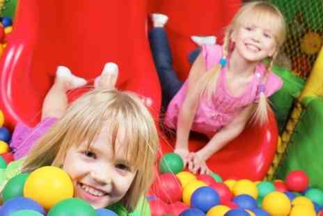 Gambado Watford - Soft Play For Two Adults and Two, Children Plus Kids Snack - Save 50%