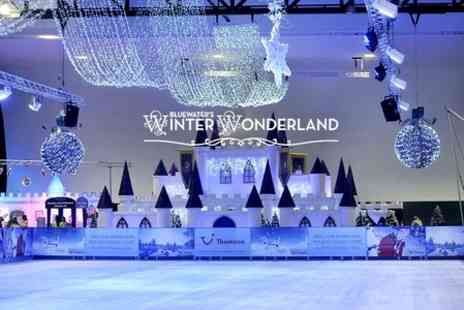 Bluewaters Winter Wonderland - Ice Skating For Two  With 4D Film  - Save 50%