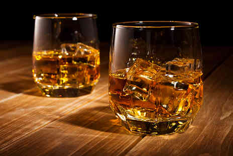 The Piper Pub -  Two double whiskey - Save 43%