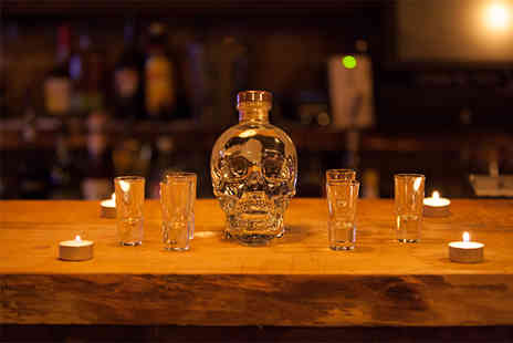 Dado54 -  Crystal head vodka bottle - Save 40%