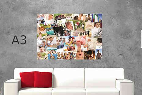 Unibind Systems LTD - A3 Montage Poster  - Save 50%