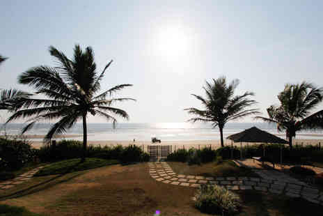 The Beach House Goa - Five night all inclusive wellness and juice detox retreat - Save 64%