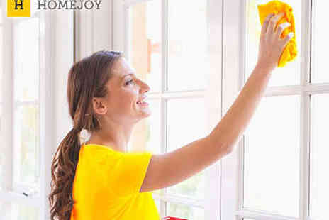 Homejoy - One Hour of Home Cleaning Session  - Save 54%