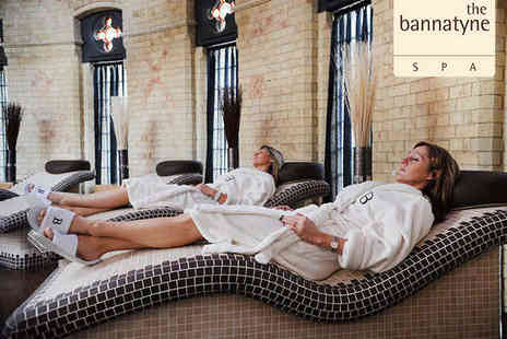 Bannatyne Spa - Choice of  Spa Package  - Save 31%