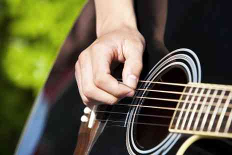 Riverside Music Complex - Three Group Guitar Lessons  - Save 61%