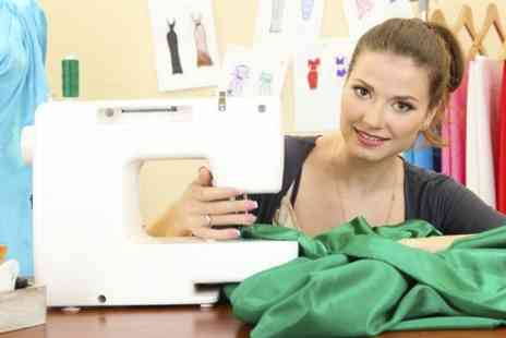 The Textile Workshop - Full Day Clothes Making Class - Save 68%