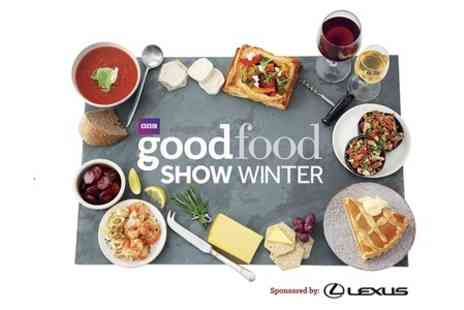 BBC Good Food Show Winter - Afternoon Entry to BBC Good Food Show Winter  - Save 0%