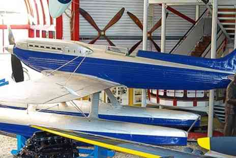 Solent Sky Museum -  Entry For Two at  Solent Sky Museum - Save 46%