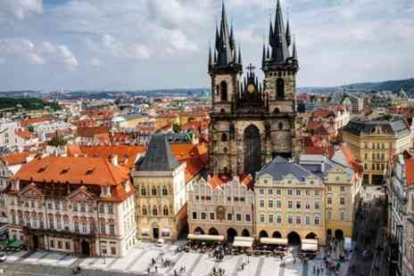 Barcelo Praha Five - One Night stay For Two With Breakfast - Save 0%
