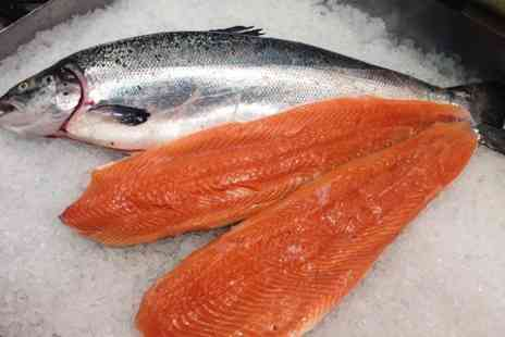 Out Of The Deep - Two Whole Scottish Salmon - Save 0%