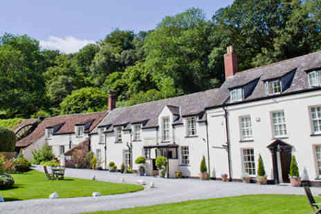 UK Mini Breaks  - Two Nights stay with B&B and Cream Tea for Two - Save 41%