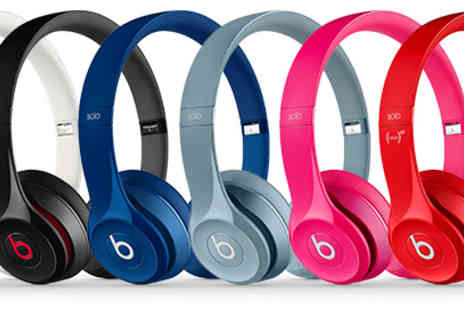 Sydney Trading - Dr. Dre Beats Solo2 Lightweight Headphones - Save 30%