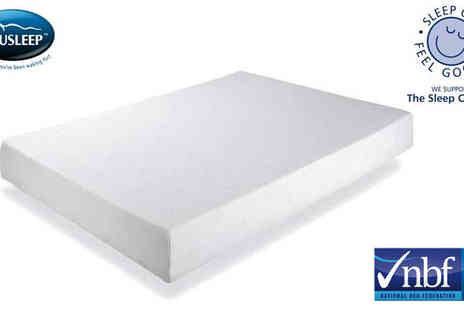 Trusleep.com -  170 Memory Foam Mattress including Delivery - Save 75%
