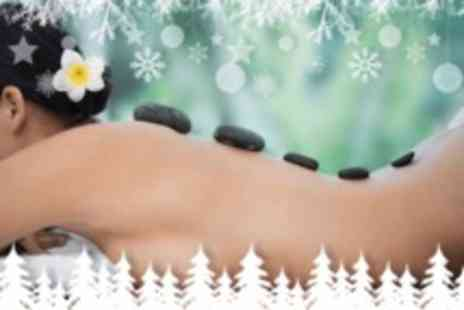 The Hills - One hour warm bamboo or hot stone massage - Save 52%
