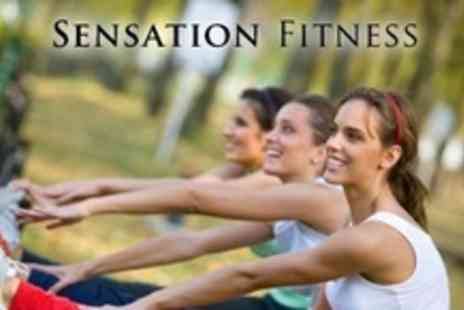 Sensation Fitness - Three Day Weekend Health and Fitness Retreat at Crianlarich in the Scottish Highlands - Save 67%