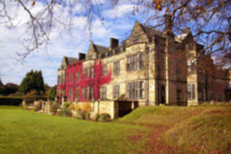 Gisborough Hall Hotel - North Yorkshire Moors Stay for Two - Save 45%