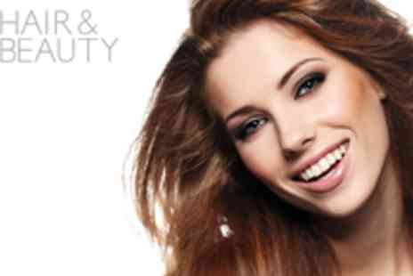 CV Hair & Beauty - Wash, cut & finish plus a Wella conditioning treatment - Save 70%