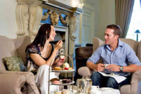 Brands Hatch Place Hotel & Spa - Sparkling Afternoon Tea for Two  - Save 41%
