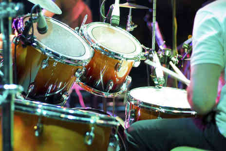 Jim Farey drummer - One Hour Private Drum Lesson - Save 83%
