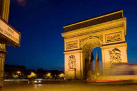 AA Getaways - Three Night Paris break and Eurostar return, with accommodation - Save 43%