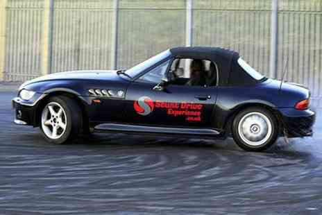 Stunt Drive Experience - Silver Package Stunt Drive Experience - Save 54%