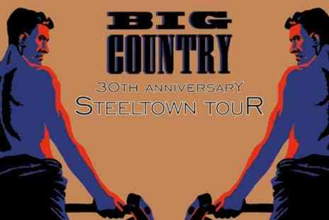AGMP - Ticket to Big Country Live - Save 36%