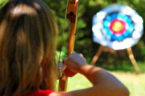 SD Adventures - Archery Experience For One - Save 54%