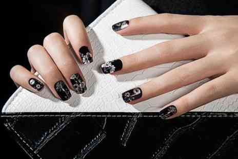 Linda Janes Beauty Salon - UV Gel Manicure  - Save 58%