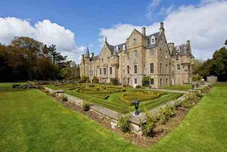 Carberry Tower - Stay For Two With Breakfast Plus Afternoon Tea and Dinner - Save 46%