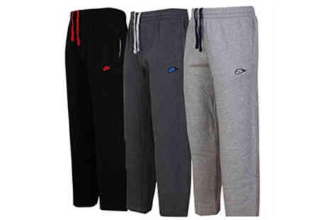 Active Human - Mens Nike Fleece Pants - Save 64%