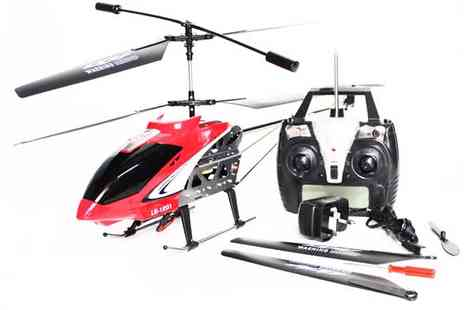 Toys Warehouse - A Choice of Radio Controlled Helicopter - Save 50%