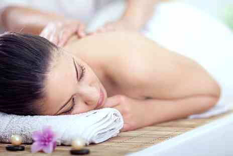 City Spa Escapes -  60 Min Pamper Package including Massage & Facial - Save 50%