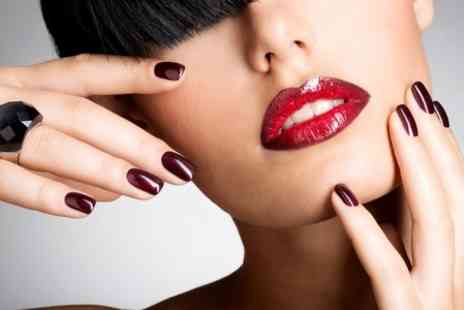 ACE Beauty Clinic - Gel Manicure or Pedicure - Save 50%