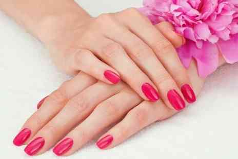 Studio De Beaute - Gel Polish Manicure or Pedicure - Save 56%