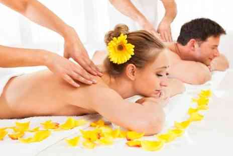 Amber Beauty - Body Scrub and Full Body Massage For One - Save 0%