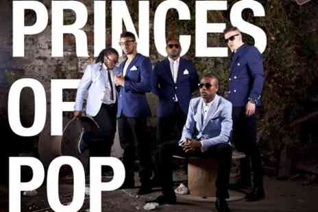 Princes of POP -  Entry  to Princes of Pop For Two - Save 53%