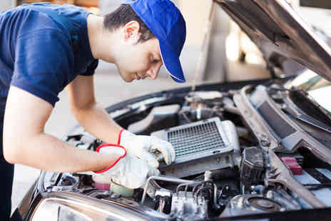 Pit Start Garage - Comprehensive car MOT and service - Save 86%
