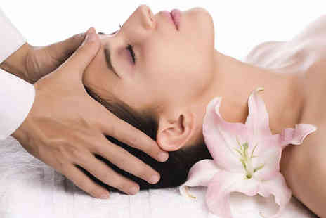 Beauty by Daneka - Dermalogica Facial and Back, Neck, and Shoulder Massage - Save 60%