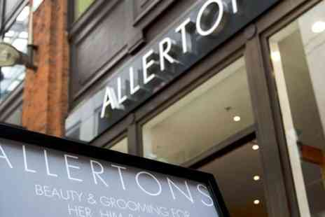 Allertons - One Hour Professional Makeover - Save 70%