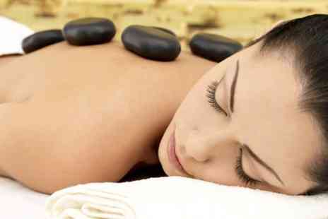 Addlestone Therapy Centre - Hot Stone Therapy Massage - Save 68%