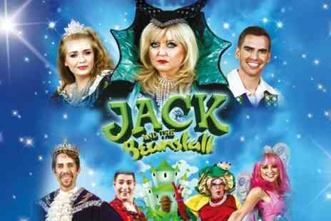 St Helens Theatre Royal - Ticket to Jack and the Beanstalk Pantomime   - Save 40%